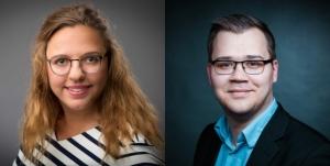 Lisa Korf und Nils Sievert Team komma