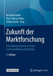 Zukunft der Marktforschung Buch 2. Auflage